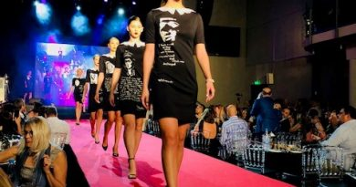 RMG & RU24 TV PRESENT >>>FASHION EVENT E.L.L.E. By Elizabeth Friedrich