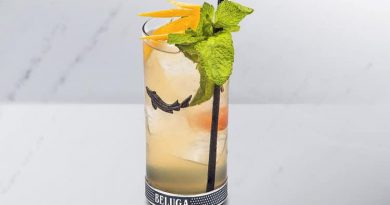 RU24 TV>>> Cocktail of the Weekend By BELUGA Signature !