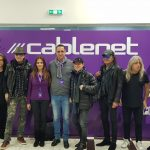 RU24 TV >>>We Were There >>>Cablenet sponsors Scorpions' concert in Cyprus.