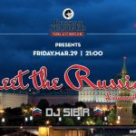 LIKE, SHARE AND WIN A TABLE OF 6 AND FREE BOTTLE OF RUSSIAN STANDARD PREMIUM VODKA