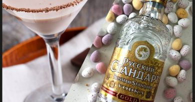 Easter has never tasted so good>>>Russian Standard Vodka Signature Cocktail>>