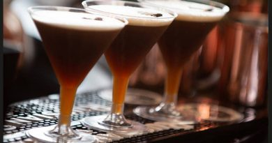 RMG Presents >>>Cocktail of the Weekend by Russian Standard Signature >>mix yourself a Russian Standard Espresso Martini.